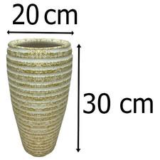 گلدان طرح استوانه مدل GO2020