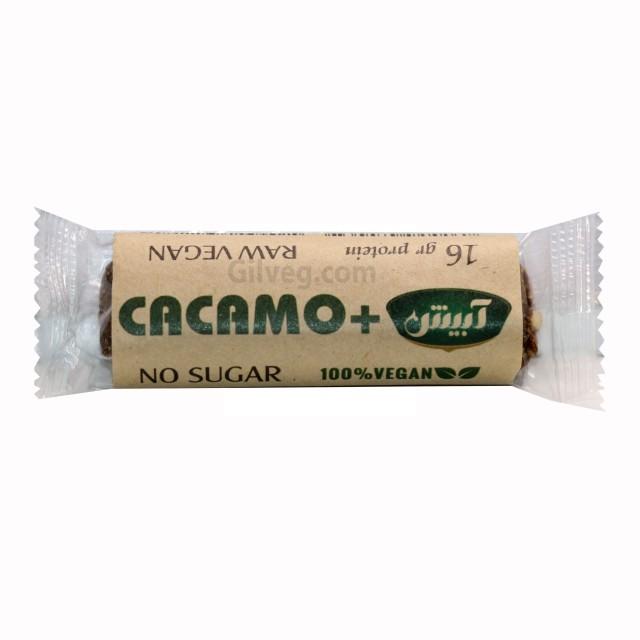 کاکامو پلاس (پروتئین بار وگن)