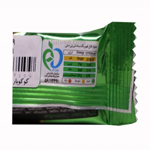 کوکوبار (پروتئین بار وگن)