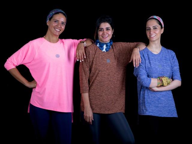 تونیک ورزشی زنانه - مدل صعود