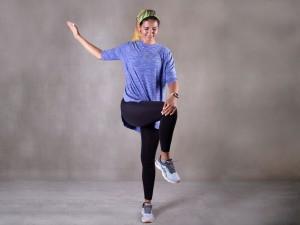 تونیک ورزشی زنانه - مدل باد
