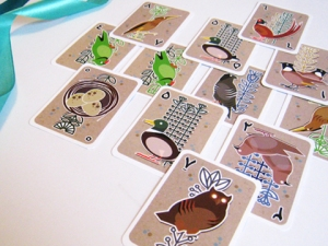 سرگرمی سیمرغ / Simorgh cardgame