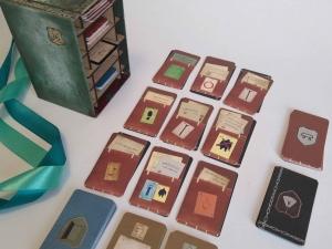 ژاندارمری/ Jandarmeri Cardgame